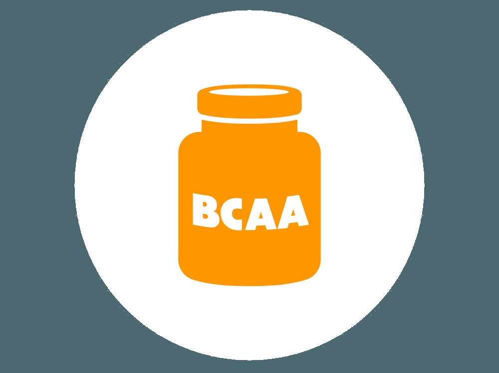 БЦАА для набора массы