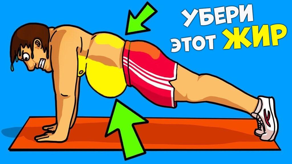 Какие упражнения лучше для похудения