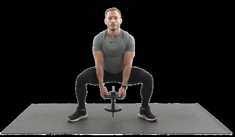Упражнения с гантелями для ног и ягодичных мышц