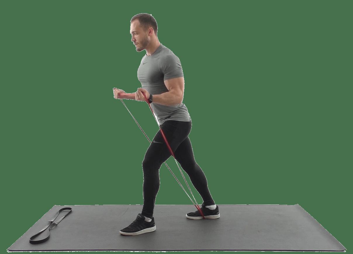Упражнения с резиновыми петлями. Подборка лучших.