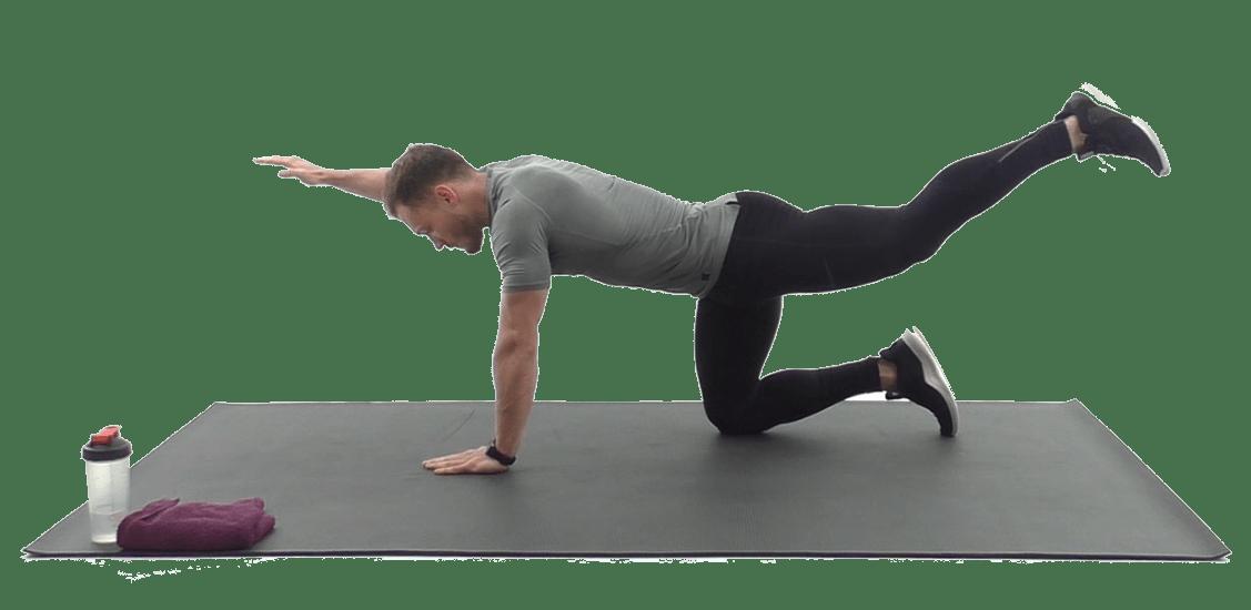 Тренировка для похудения для новичков мужчин