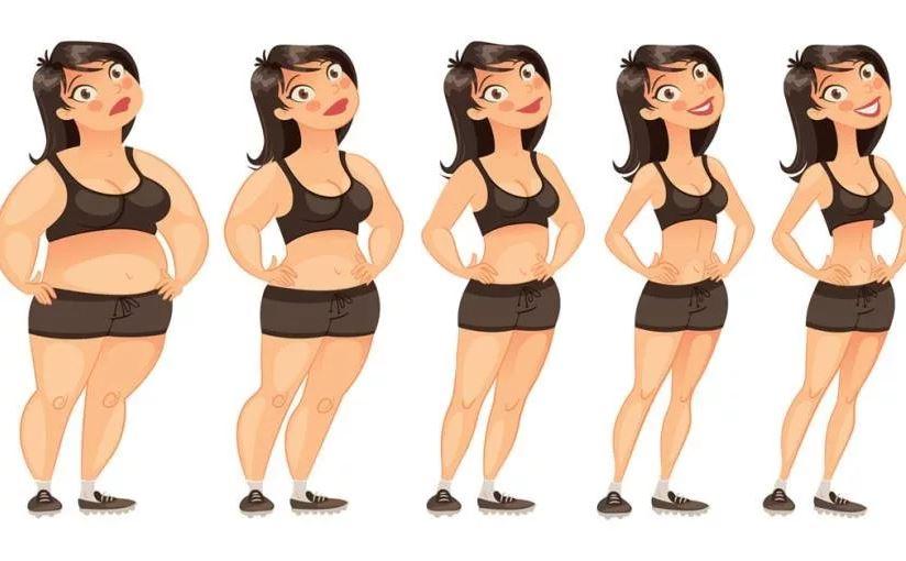 Как похудеть за месяц. Рабочая схема.