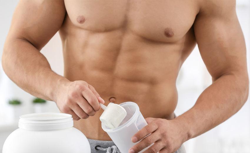 Протеин для роста мышц. Как принимать и какой выбрать.