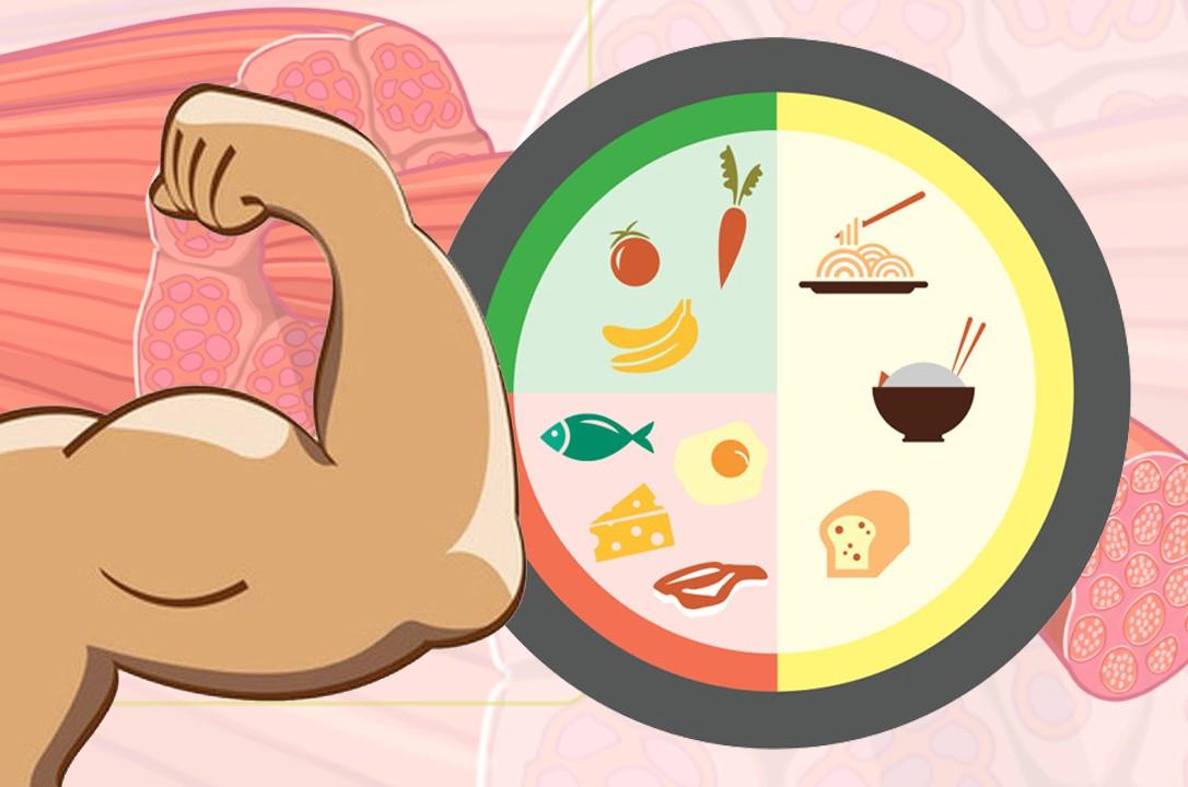 Лучшие продукты для набора массы. Ешь правильно.