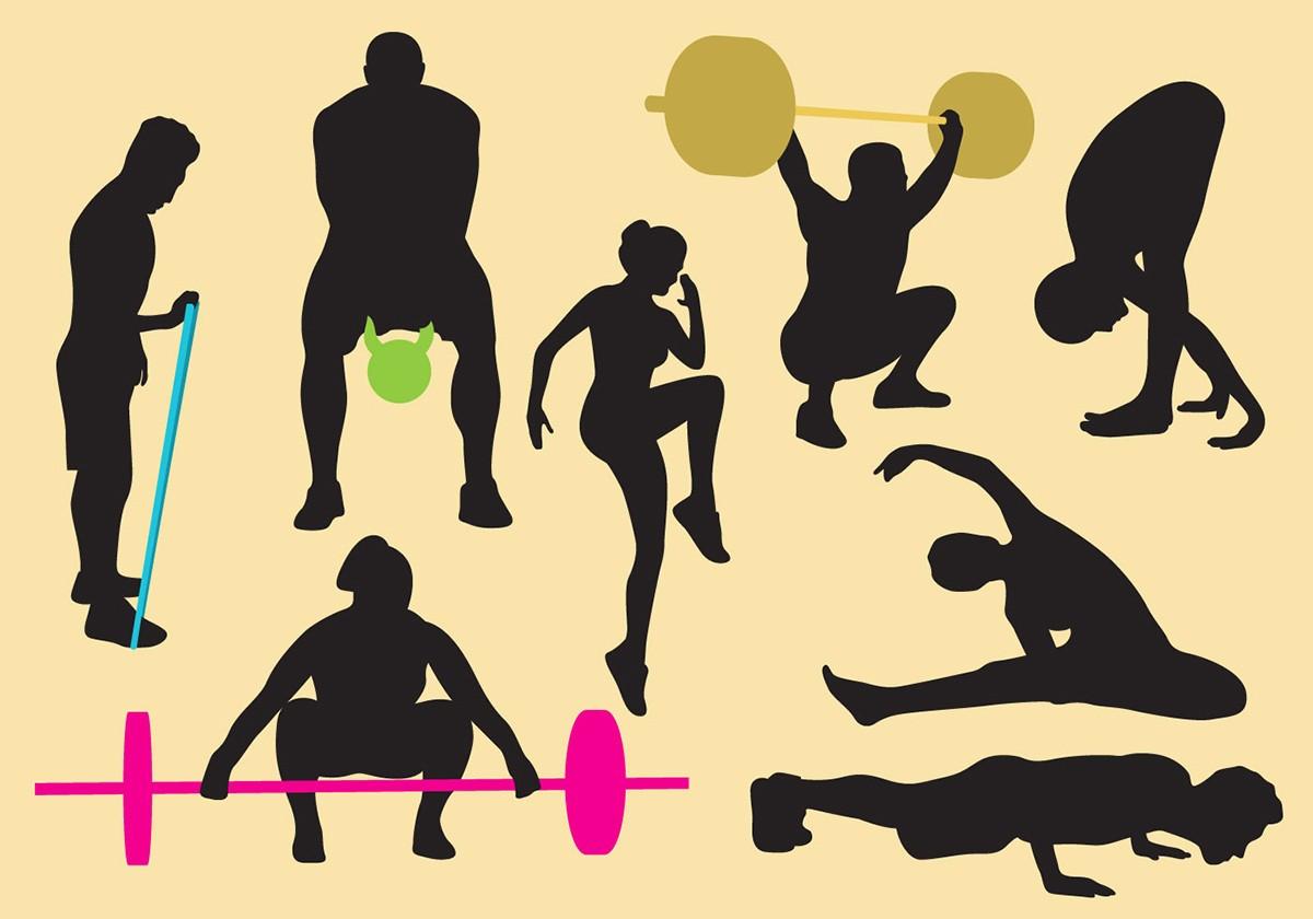 Сколько делать повторений в упражнении