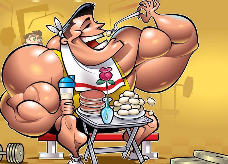 Сколько нужно калорий для набора массы.