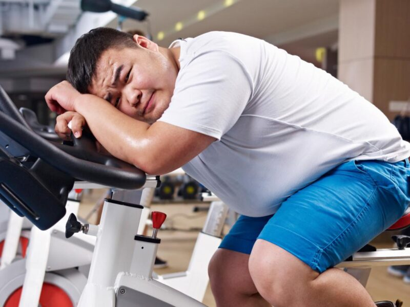 Почему люди бросают тренировки